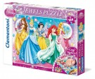 Clementoni - Disney Princesses 104 Pieces 20077