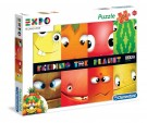 Clementoni - Expo Puzzle 104 Pieces 27920