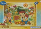 Clementoni - Jake Never Land Pirates Puzzle 100 07221