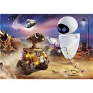 Clementoni - Maxi Puzzle, 104 Teile - WALL-E and Eve 23566