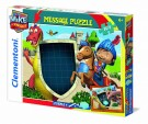 Clementoni - Message Puzzle Mike The Knight 20234