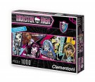 Clementoni - Monster High 1000 pieces 39276