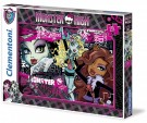 Clementoni - Monster High Beast Friends 500 Pieces 30385