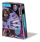 Clementoni - Monster High Style Your L 61170