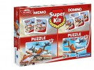 Clementoni - Planes Super Kit 4 In 1 08204