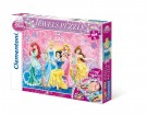 Clementoni - Puzzle 104 Pieces : Princesses Disney Jewels puzzle 20089