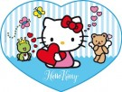 Clementoni - Puzzle 250 pz Love Lovely Kitty Hello Kitty 29631