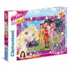 Clementoni - Puzzle Effect Velvet Mia And Me 60 Pcs 20117