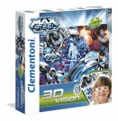 Clementoni - Puzzle Max Steel It's Turbo Time 3D 20098