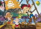 Clementoni - Puzzle Maxi Jake and the Neverland Pirates 104 Pieces 23640