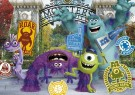 Clementoni - Puzzle Maxi Monster University 104 Pieces 23641