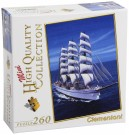 Clementoni - Puzzle mini Sailing Ship 260 Pieces 21135