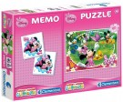 Clementoni - Puzzle Minnie And Memo 60 Pieces 07903