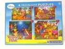 Clementoni - Puzzle Winnie the Pooh 07702