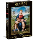 Clementoni - Raffaello Madonna Of The Goldfinch Puzzle 1000 Pcs 39267