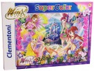 Clementoni - SuperColor 104 Pcs 27253