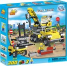 Cobi - Action Town Crane And Forklift 1644