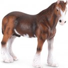 Collecta - Clydesdale Braun 88153