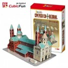 CubicFun - Speyer Cathedral 3D Puzzle C061H