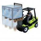 Dickie - Forklift C25 Model car with remote control 201119886 - ir veikalā