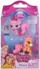 Disney - Cat Aurora And Belle's Pony 3.8 Cm 20804