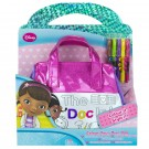 Disney - Doc Mcstuffins Colour Your Own Bag S13-4062