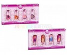 Disney - Globe Set Glazes Gloss Lips Colourful Princesses 07104