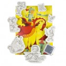 Djeco - Knights Stamp Set 08811