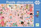 Djeco - Observation Puzzle 500 pieces Fashion 07402