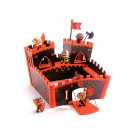 Djeco - Red Castle Arty Toys DJ06733
