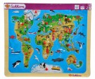 Eichhorn - Puzzle Studs World Map 100005450