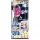 Famosa - Nancy Bow Fashion Set Stylish Blue & Purple 10094-2