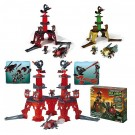 Famosa - Play Sets and Figures for Constructa-Bugz Nido (Spanish) 30902