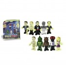 Famosa - Playsets and figures for Famoclick Monsters Vs Zombies Pack 5 Figuras 700010632
