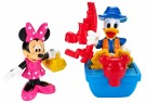 Ficher-Price - Disney Mickey Mouse Clubhouse Minnie & Donald BDJ72
