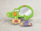 Fisher-Price - Baby Zoo Discovery Specchio T7164