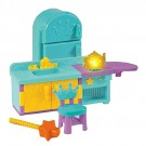 Fisher-Price - Dora's The Enchanted Melodies Furniture Kitchen K5583