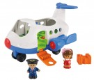 Fisher-Price - Little People Playing Plane (Czech) CBL49