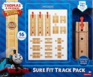 Fisher-Price - Thomas the Train Railway Sure-Fit Track Pack DFX00