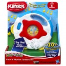 Hasbro - Playskool Rocktivity Rock 'n Rhythm Tambourine Toy A2789