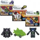 Hasbro - Transformers Bot Shots Battle Game Bumblebee Shockwave Skyquake A2580