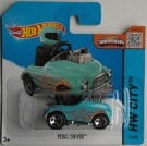 Hot Wheels - Pedal Driver 5785-1
