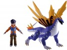 IMC Toys	- Invizimals Pack Hiro And Star Dragon 30107