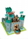 Le Toy Van - Castle Made Of Wood Emerald Castle 12 x 58 x 48 Cm TV291