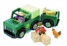 Le Toy Van - Farm 4X4 Truck And Trailer TV438