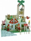 Le Toy Van - Painted Wooden Viking Fort TV249
