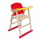 Legler - Dolls Diana High Chair 3392