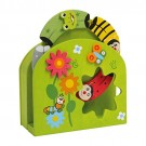 Legler - Toy Clock Animals 3369