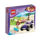 Lego 41010 - Friends Olivias Strandbuggy 41010