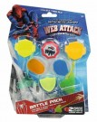 Majorette - Spider Man Battle Pack Web Attack 213089725